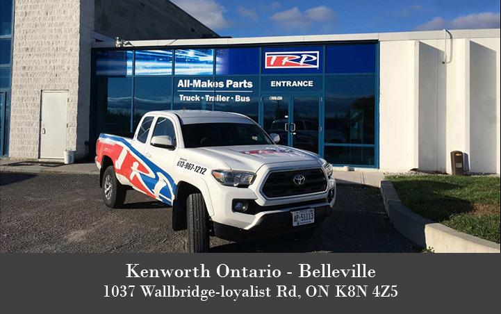 Kenworth Ontario - Belleville