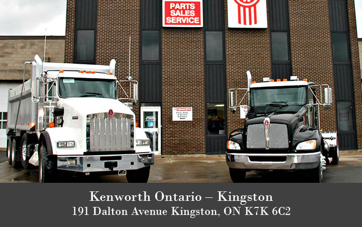 Kenworth Ontario - Kingston