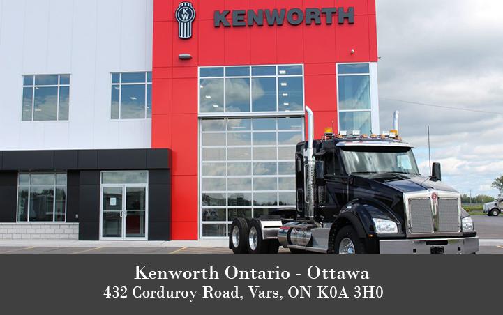 Kenworth Ontario - Ottawa