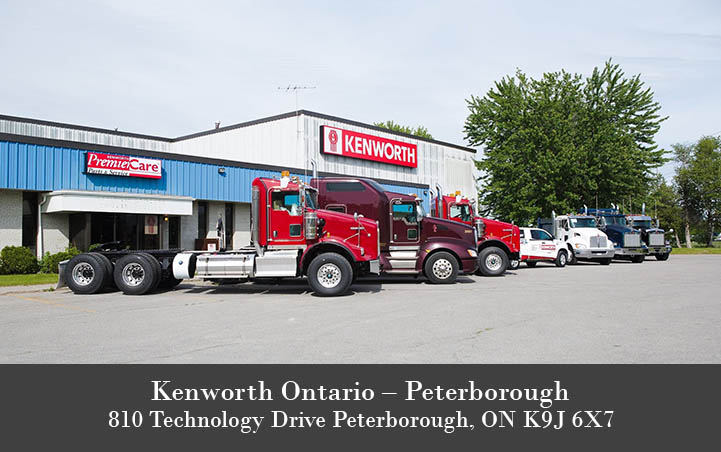 Kenworth Ontario - Peterborough